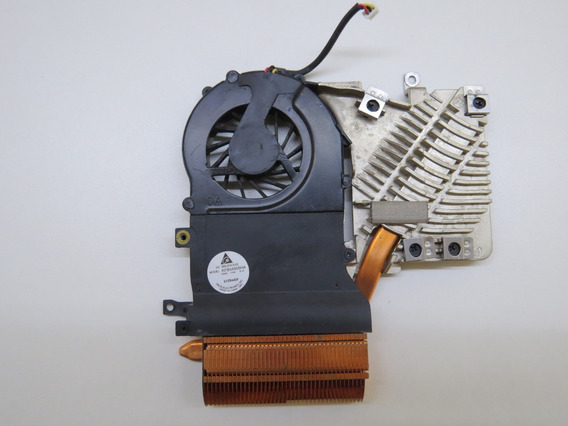 Cooler + Dissipador Hp Kfb04505ha - Original