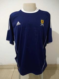 Camisa Escócia adidas Home 2010/2011 Original