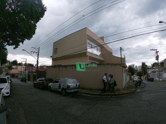 Sobrado Com 3 Dormitórios À Venda, 120 M² Por R$ 550.000 - Imirim - São Paulo/sp - So0415