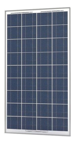 Modulo Solar 100watts 12v Celda 100w Panel Envio Gratis Msi