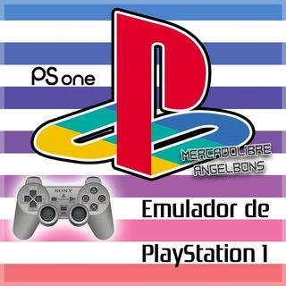 Emulador Playstation 1 Psx + 15 Juegos Para Pc Android Tvbox