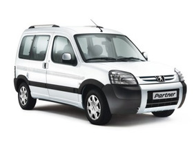 * Adjudicado * Peugeot Partner Patagonica 1.6l Vtc Plus