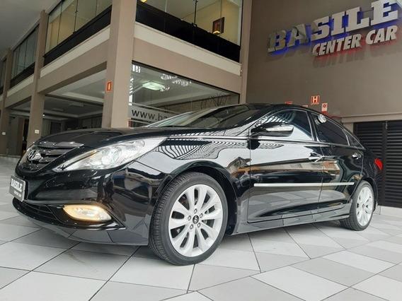 Hyundai Sonata 2.4 16v Gasolina Aut. 2013