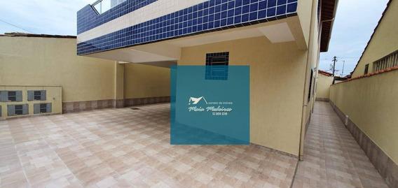 Sobrado Com 2 Dormitórios À Venda, 56 M² Por R$ 197.000 - Mirim - Praia Grande/sp - So0034