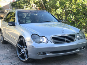 Mercedes Benz Clase C 1.8 200 Kompressor Avantgarde Mt 2003