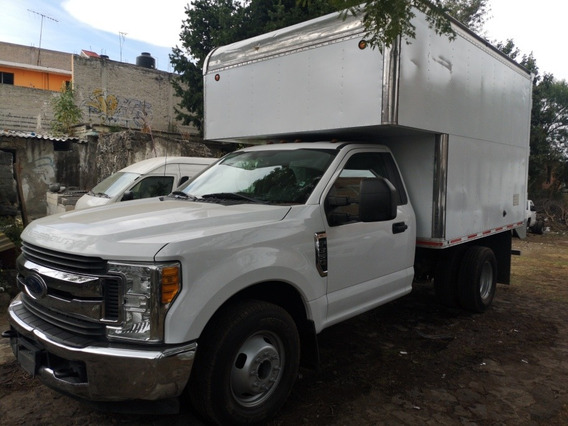 Ford F-350 6.3l Xl 6.2 Mt 2017