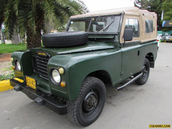 Land Rover Santana Jeep