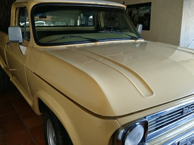 Chevrolet C10 Gasolina 6cilindros