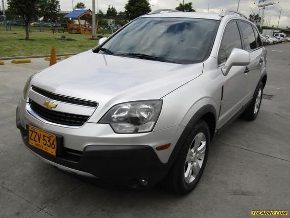 Chevrolet Captiva Sport 2400 Full Equipo