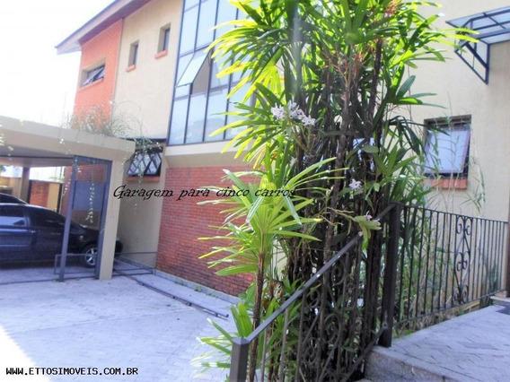 Casa Alto Padrão Para Venda Em São Paulo, Vila Madalena, 4 Dormitórios, 4 Suítes, 8 Banheiros, 5 Vagas - Cap 0020_1-816759