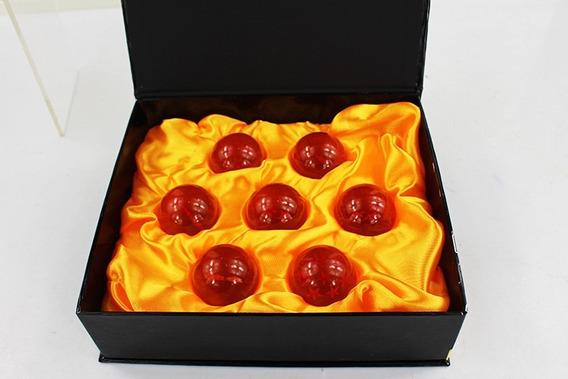 7 Esferas Do Dragão 3.5 Cm, Dragon Ball Gt, Frete Grátis