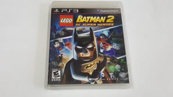 Lego Batman 2 Dc Super Heroes - Ps3 - Original