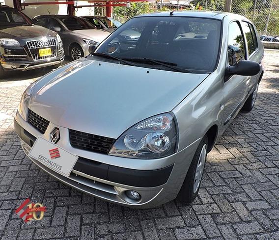 Renault Symbol Alize Mt 1.6 2008 Mnp782