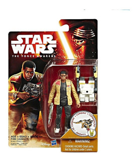 Star Wars The Force Awakens Figura Finn Hasbro Playking