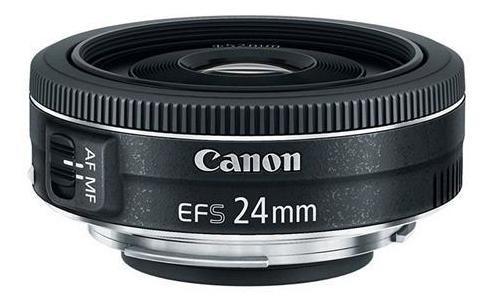 Imagem 1 de 1 de Lente Canon Ef-s 24mm F/2.8 Stm
