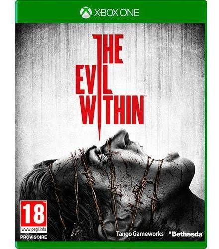 The Evil Within Xbox One - Mídia Digital + 01 Jogo Brinde