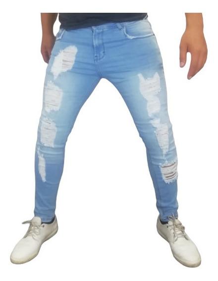 Pantalones Rasgados Hombre Mercadolibre Com Mx