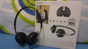 Fone De Ouvido Bluetooth Estéreo Preto Overband