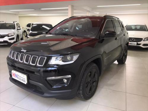 Jeep Compass 2.0 Longitude 2018 Fin.100%