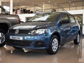 Volkswagen Gol Trend 1.6 Trendline 101cv Fisico Entrega Inm.