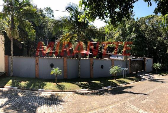 Casa Terrea Em Serra Da Cantareira - São Paulo, Sp - 309232