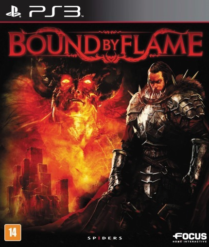 Jogo Bound By Flame Playstation 3 Ps3 Pronta Entrega Game