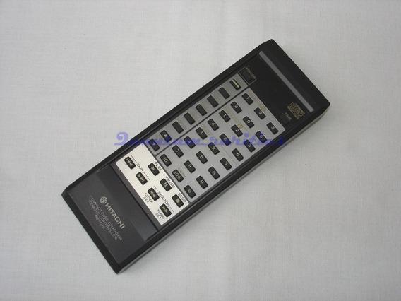 Controle Remoto Rb-c70 Hitachi Usado Funcionando