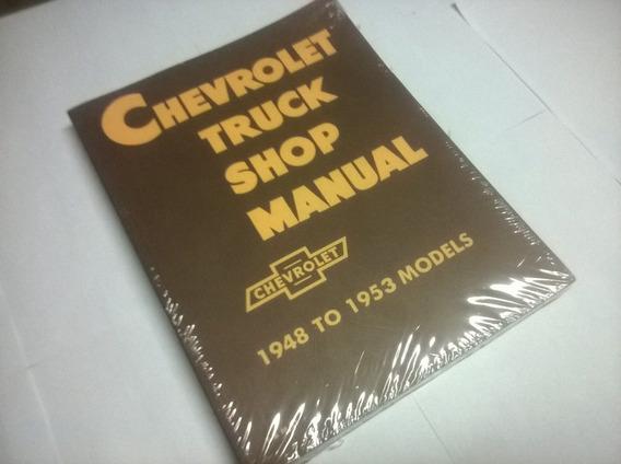Manual De Suplemento Manutenção Chevrolet Truck 1948 / 1953