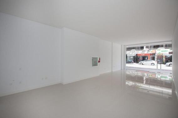Sala Para Alugar - Quadra Mar - Avenida Brasil - Balneário Camboriú/sc - R$ 12.000/mês - Sa0005