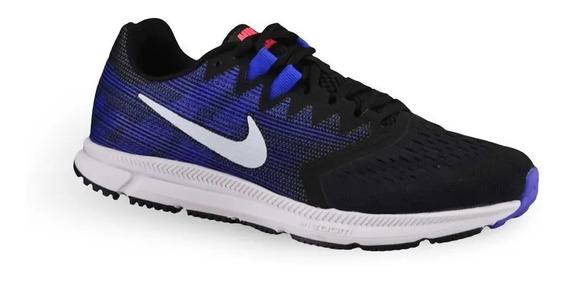 Tenis Nike Zoom Span 2 Wmns Originales + Envío Gratis + Msi