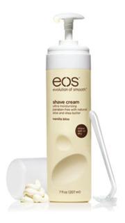 * Eos Shave Cream Vanilla Bliss Crema Para Depilar Crema !!