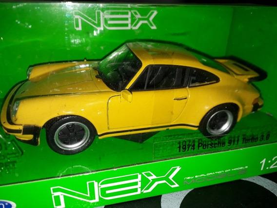 Porsche 911 Turbo 3.0 1974 Esc.1/24 Nuevo