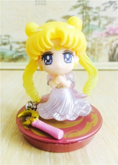 Set Minifigura Sailor Moon + Llavero
