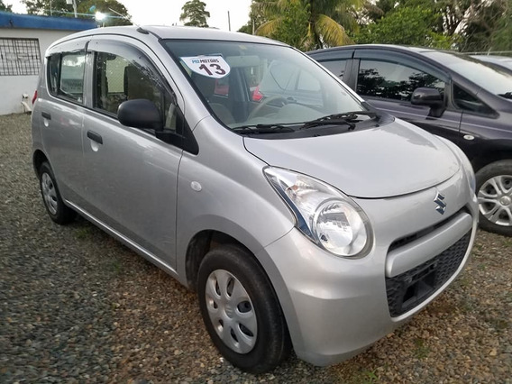 Vendo Suzuki Alto 2014 Financiamiento Disponible