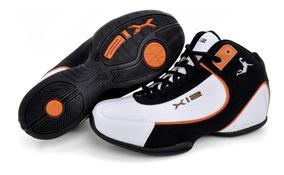 Tênis Masculino Basquete Basket Ball Nba Nbb Frete Grátis