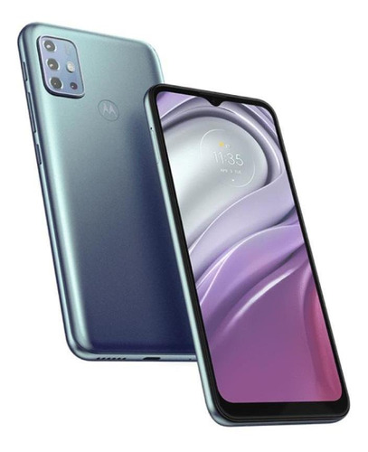Imagem 1 de 5 de Smartphone Moto G20 Azul  Motorola