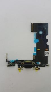 Flex De Recarga iPhone 8 Preto Novo
