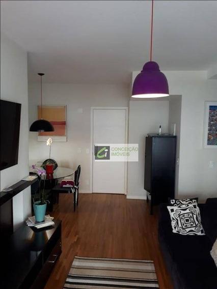 Apartamento Residencial À Venda, Campo Belo, São Paulo. - Ap1081