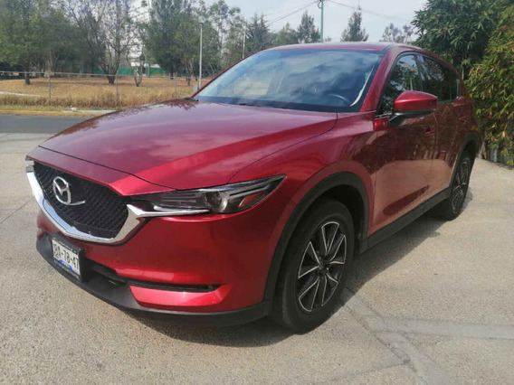 Mazda Cx5 2018 5p Grand Touring S L4/2.5 Aut