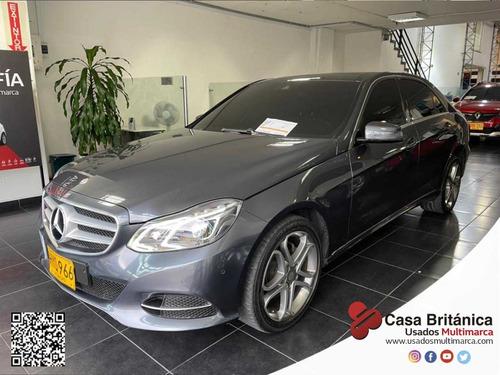 Mercedes Benz E200 Cgi Automatico 4x2 Gasolina