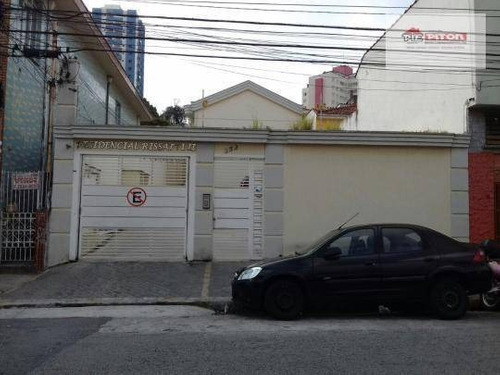 Imagem 1 de 13 de Sobrado Com 2 Dormitórios Para Alugar, 65 M² Por R$ 1.450,00 - Penha - São Paulo/sp - So0018