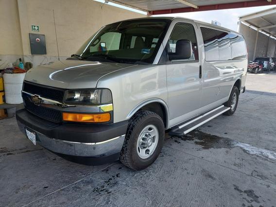 Chevrolet Express 2017 6.0ls L 12 Pas At