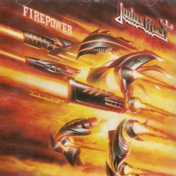 Cd Judas Priest - Firepower - Novo Lacrado***