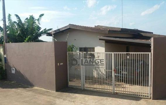 Casa Residencial À Venda, Jardim Myrian Moreira Da Costa, Campinas. - Ca6465