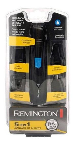 Afeitadora Para Barba Remington Kit De Corte 5 En 1