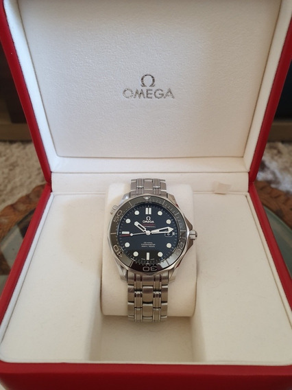 Relógio Omega Seamaster Diver 300m Co-axial 41mm