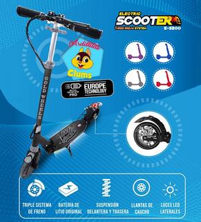 Scooter Electrico Infantil Bateria Samsung Original Litio Mo