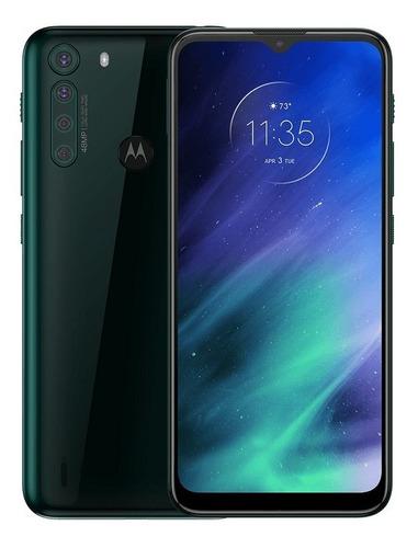 Celular Motorola Moto One Fusión 64gb + 4gb