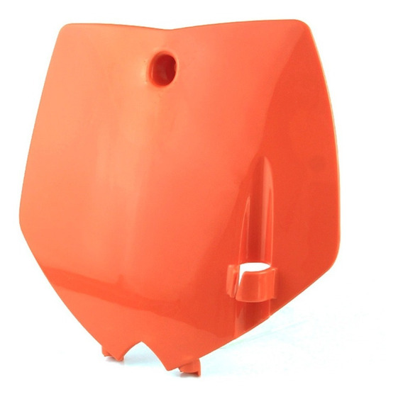Number Plate Frontal Ktm Wrp