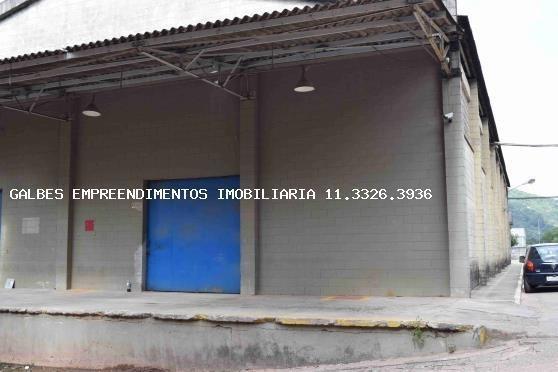 Galpão Para Locação Em Caieiras, Laranjeiras - 2000/850 _1-787937